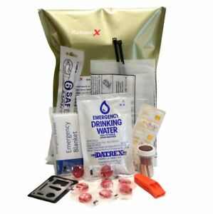 Ration-X Emergency Ration Pack for Camping