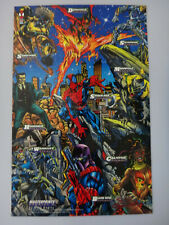 Marvel Cards 1994 Amazing Spider-Man Masterprints Enemies II - Mark Bagley - NEW