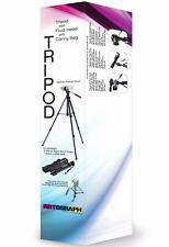 Artograph Tripod Stand for Digital Art Projectors & Other Equip - NEW Upgraded