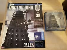 Eaglemoss Doctor Who Figurine Collection # 39 Dalek