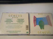 Duke by Genesis (CD, 1980 Atlantic/WEA Canada Ltd)