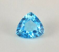 Top Topaz: 8,35 CT natural azul topacio procedentes de Brasil