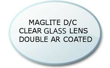 MAGLITE Torch D/C Upgrade LENS AR Coated Ultra Clear Mineral Glass
