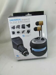 Ematic Universal Accessory Kit Fir Ipod & MP3 Players 52764