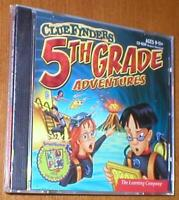 Cluefinders 5th Grade Adventures - The Secret of the Living Volcano CD ROM