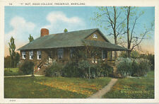 """Frederick MD * Hood College """"Y"""" Hut  1920's *"""