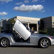 VDI Honda S2000 1999-2009 Bolt-On Vertical Lambo Doors /Scissor Lamborghini