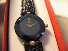 Ladies H. Stern Sapphire Collection 18 K 0.750 Solid Gold Diamond Watch / Buckle