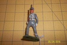 Vintage Manoil M21 Cadet  Buckle w/ Hollow Base Lead Soldier