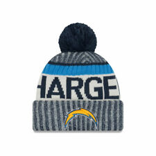 Los Angeles Chargers Kids NFL Sport Knit Hat Cap Beanie Fleece Lined Youth LAC