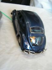 VOLKSWAGEN COX  BEETLE KAFER BANDAI REMOTE  TIN TOY tole boite  in box