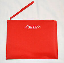 Shiseido Red Cosmetics, Toiletries, Make-Up Bag / Pouch NEW