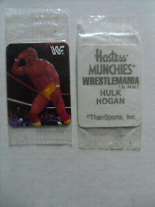 1987-Hostess-WWF-Wrestling-Hulk Hogan #2 Sticker.