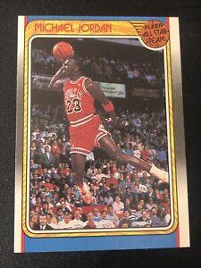 1988-89 Fleer Michael Jordan AS #120
