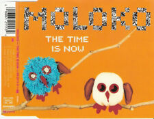 Moloko Maxi CD The Time Is Now - Holland (M/EX)
