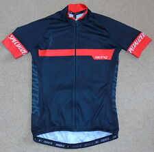 """NEAR-PERFECT SPECIALIZED RACING JERSEY. SMALL 36-38"""" CIRCUMFERENCE"""