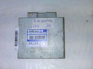 2003-2006 Kia Sorento TCM transmission computer 95440-4A701