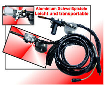 Spool  Schlauchpaket 5mm MIG / MAG Brenner  Aluminium Schweißpistole