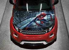 Spiderman #1 AUTO CAPPUCCIO WRAP Full Color Decalcomania Adesivo Vinile adatta a qualsiasi auto