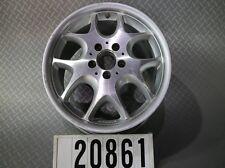 """1Stk.orig. Brabus Monoblock V Mercedes W168 W169 Alufelge 7,25Jx17"""" ET56 #20861"""