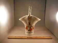 Beatrix Potter Mrs. Rabbit Fluted Vase