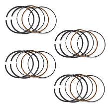 4 Sets STD 65mm Piston Rings For Honda CBR600F3 CBR 600 F3 1995 1996 1997 1998