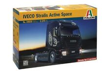 Italeri Models 1/24 IVECO Stralis Active Space