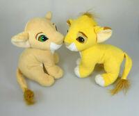 Der König der Löwen Simba & Nala küssend magnetisch ca. 18 cm