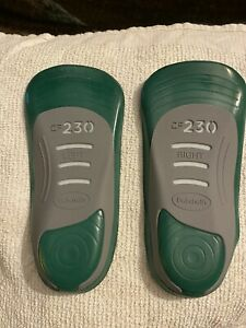 New cf  230 Dr Scholls Custom Fit Orthotics Insoles July 04 Spring Summer Chic