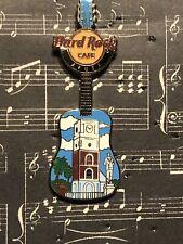 Hard Rock Cafe - Aruba  GF Betico Cross Monument Guitar PIn