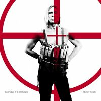 Iggy & the Stooges - Ready to Die (2013)  CD  NEW/SEALED  SPEEDYPOST  (Iggy Pop)
