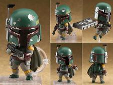 Nendoroid 706 Star Wars Episode 5 Boba Fett PVC Action Figurine Statue No Box