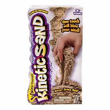 Kinetic Sand Squeezable Play 2 Pounds (Sand Brown)