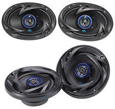 """(2) Autotek ATS693 6x9"""" 800 Watt Car Speakers+(2) ATS525CX 5.25"""" 500w Speakers"""