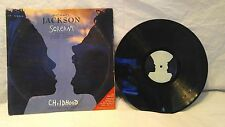 VINYL LP RECORD ALBUM MICHAEL JACKSON SCREAM 1995 JANET JACKSON REMIXES