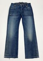 Diesel cardiel jeans uomo usato bootcut  W30 L34 tg 44 denim boyfriend T5874