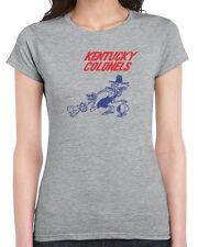 317 Kentucky Colonels womens T-shirt basketball vintage retro cool ky bluegrass