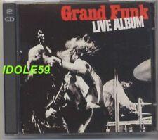 CD de musique live album funk