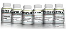 Marine-D3 | Anti-Aging | Marine Essentials | Seanol-P | Omega-3 | Softgels x6
