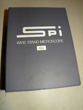 Southern Precision Instruments SPI 40X Wide Stand Portable Microscope