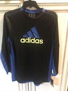 Adidas Boys Climacool Xl Long Sleeve Shirt