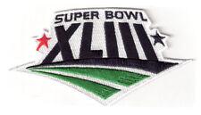 2009 NFL Super Bowl XLIII Jersey Patch