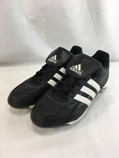 Adidas Excelsior 5 Low Baseball Sneakers Cleats Mens 12 Black White