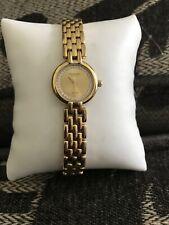 Raymond Weil 5806-2 18K Gold Plated Quartz Ladies Watch