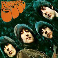 "Reproduction ""The Beatles - Rubber Soul"", Poster, Album Cover, Size: 16"" x 16"""