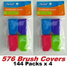 Toothbrush Head Covers Protectors Tooth Brush Storage Cap (576 Covers)