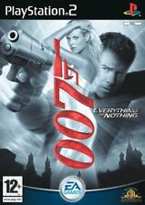 007: Everything or Nothing (PS2) VideoGames