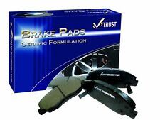 Front and Rear Ceramic Brake Pads VTCRDC000193