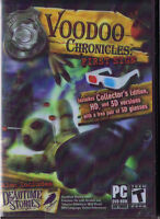 Voodoo Chronicles: First Sign (PC, 2011, ValuSoft, 3D)
