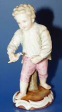 Antique Sitzendorf German Continental Porcelain Figure a/f